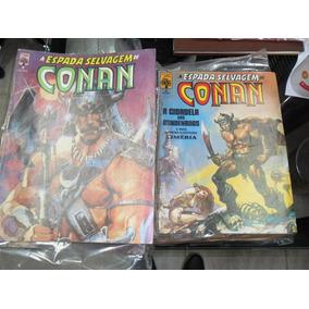 A Espada Selvagem De Conan! R$ 10,00 Cada! Temos Quase Todas