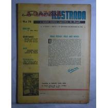 Revista A Gazeta Esportiva Ilustrada N°78 1956 Vasco Campeão