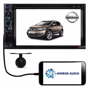 Central Multimídia Dvd Nissan Murano Tv Usb Sd Plug Original