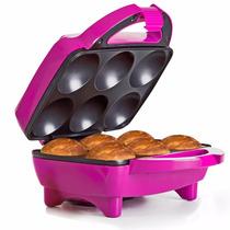 Horno Para Cupcakes Color Rosa. Holstein