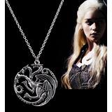 Collar Dragón Game Of Thrones Daenerys Targaryen Potter