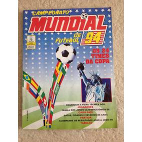 Álbum De Figurinhas Da Copa Do Mundo De 1994 U S A Completo