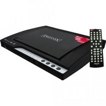 Dvd Player Usb Cd Dvd Mp3 Função Ripping In1220 - Inovox