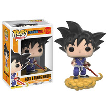 Goku Nube Voladora Dragon Ball Funko Pop Anime