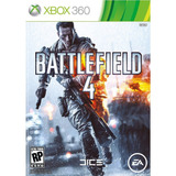 Juego Xbox 360 Electronic Arts Battlefield 4