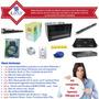 Kit Rede Estruturada Pequenas Empresas (até 24 Computadores)