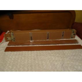 Paquete 9 Canaleta Pvc De 1.19 Metro X 9cm X1 Y Medio