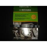 Correa Balanceadora Mitsubishi Mf/mx/ms/zx/2.0l/(91-99)/65d