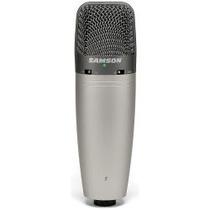 Microfono Samson Co3 Usb 12 Cuotas