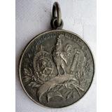Monijor62- Argentinos Medalla Franco Argentina 1917