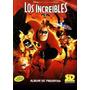 Figuritas Del Album Los Increíbles 2005 - Sticker Design
