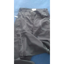 Pantalon 47st Tela De Avion