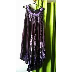 Vestidos Hindu Pintados O Bordados T 2xl Y 3xl $ 690