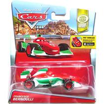 Disney Cars 2 Francesco Bernoulli Lacrado Mattel Mcqueen
