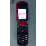 Celular Samsung E2210 Com Defeito