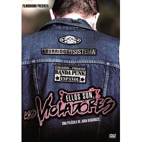 Violadores - Ellos Son Dvd