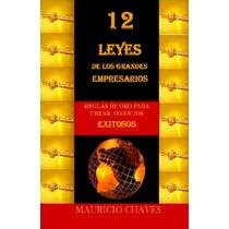 12 Leyes De Grandes Empresarios Negocios Exitosos Digital