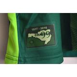 Camiseta Chapecoense Futbol Fabricación Brasil
