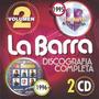 La Barra Discografia Completa Vol 2