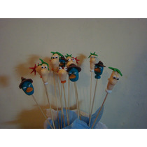 10 Souvenirs Brochettes Phineas ,ferb ,perry