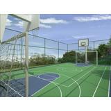 Redes Deportivas Contencion Proteccion Cancha Futbol, Mallas