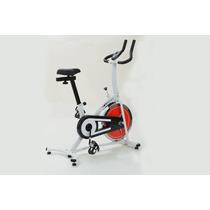 Bicicleta De Spining, Rueda De 13kg Mod Al802-1