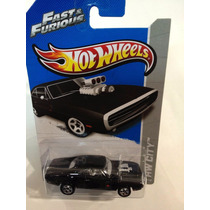 Hot Wheels Rapido Y Furioso Fast & Furious Dodge Charger