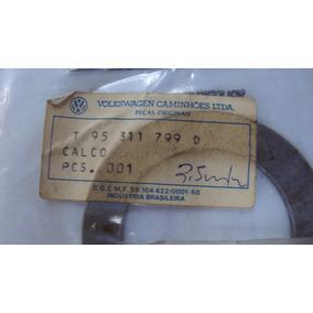 Calço De Ajuste Do Garfo Caixa Redução Ford Original 2,5 Mm
