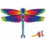 Papalote X Kite Libelula C/ Todo Volarlo Alas 1.65 Mts !
