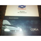 Manual Propietario Chevrolet Corsa En Portugues