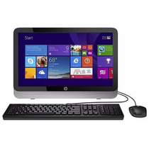 Computadora Hp All In One Pc Dual Core 4gb Ram 500gb Hd Win8
