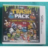 Trash Pack - Cross Gang - Fissico / Nintendo 3ds
