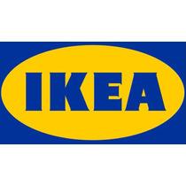 Mesa Tipo Bar + 3 Cadeiras Importadas Marca Ikea