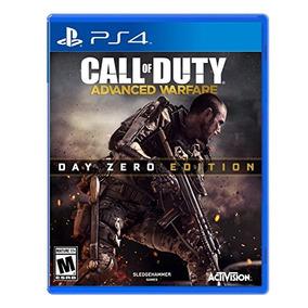 Call Of Duty Avanzada De Guerra - Día Cero Edición W27