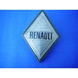 Renault 4l / 4s - Insignia Original De Parrilla 70 / 72 !!!