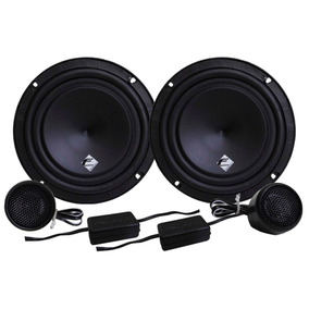 Kit 2 Vias Falcon Xk 300 6 Pol 140w Rms C/ Crossover Tweeter
