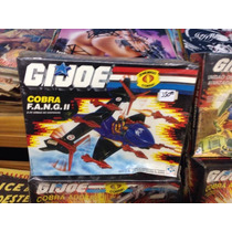 Gi Joe - Gijoe - Cobra - Fang Ii