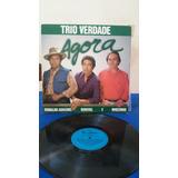 Lp Trio Verdade,ronaldo Adriano,ronival E Nhozinho!!!