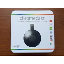 Chromecast Versão 2 Com 1 Ano Garantia.oferta