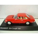 Peugeot 504 Coupe 1969 1/43 Norev