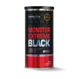 Monster Extreme Black 44 Packs Probiótica Novo Maca Peruana
