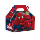 Caixa Surpresa Homem Aranha 10 Unidades