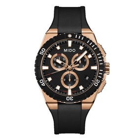 Reloj Mido M02341737 Ocean Star Negro Caballero Envío Gratis