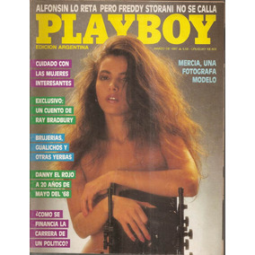 Playboy Argentina 22- Reportaje Federico Storani