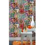 Papel Muresco Mandala Vinilizado Muebles Y Cosas