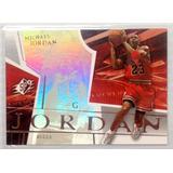 2003-04 Spx #9 Michael Jordan