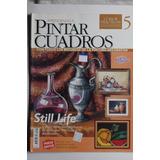 P-25 Revista Cursos De Pintar Cuadros Con Patrones