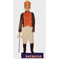 Disfraz De Soldado Patricio