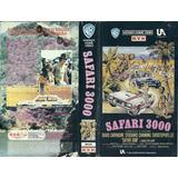 Safari 3000 David Carradine Christopher Lee Carreras Vhs
