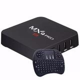 Mini Pc Convertidor Smart Tv Box Quad Android Combo Teclado